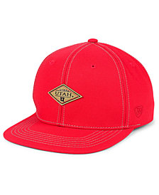 Top of the World Utah Utes Diamonds Snapback Cap