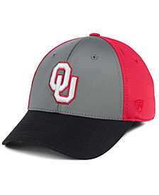Top of the World Oklahoma Sooners Division Stretch Cap