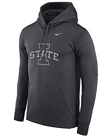 Nike Men's Iowa State Cyclones Flash Logo Hooded Sweatshirt