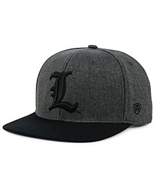 Top of the World Louisville Cardinals Dim Snapback Cap