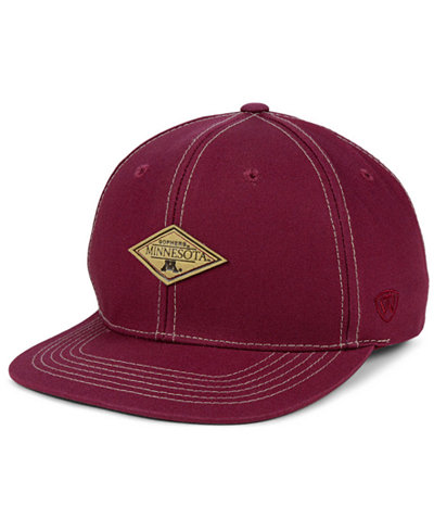 Top of the World Minnesota Golden Gophers Diamonds Snapback Cap