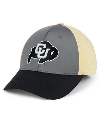 Top of the World Colorado Buffaloes Division Stretch Cap