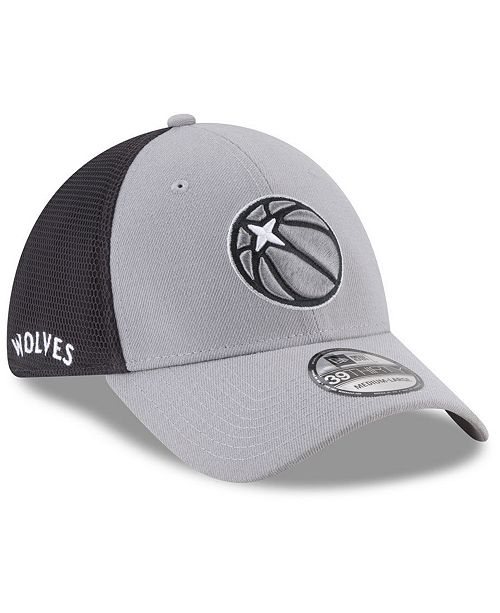 online retailer 2cc63 2de47 New Era. Minnesota Timberwolves City Series 39THIRTY Cap. Be the first to  Write a Review. main image  main image ...