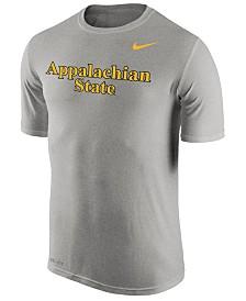 Nike Men's Appalachian State Mountaineers Dri-Fit Legend Wordmark T-Shirt