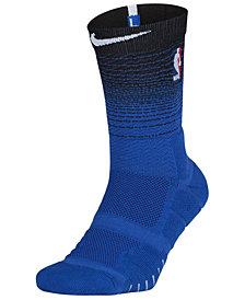 Nike Men's Orlando Magic Elite Quick Crew Socks
