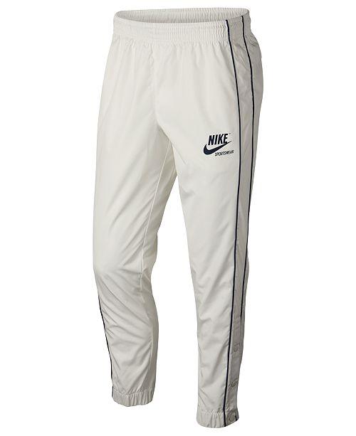 5d0b0d6ebce6 Nike Men s Sportswear Snap Pants   Reviews - All Activewear - Men ...