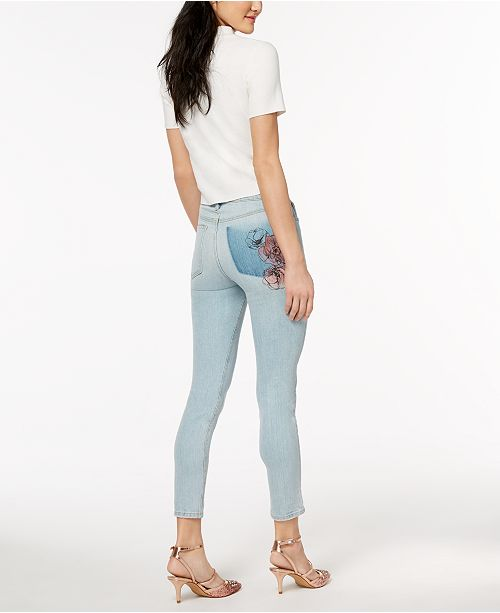 Charlie Floral Kelis Jeans Jeans Ankle Graphic Skinny The Joe's 4xEfqnO