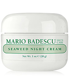 Mario Badescu Seaweed Night Cream, 1-oz.