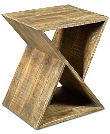 Bengal End Table, Quick Ship