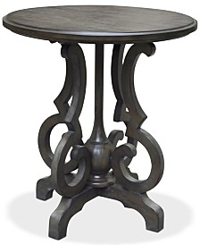 Kensington Accent Table, Quick Ship