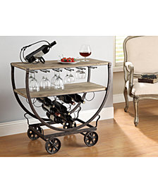 Wine Rack Cart, Quick Ship