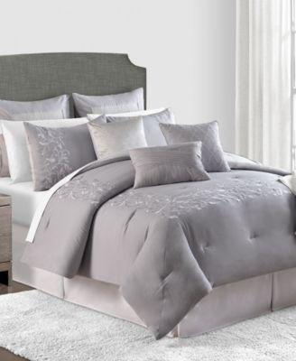 Milano 10-Pc. Full Comforter Set