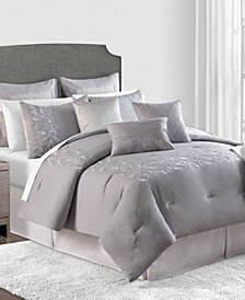 Milano 10-Pc. Queen Comforter Set