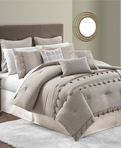 Tifton 10-Pc. Full Comforter Set