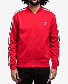 Black Pyramid Men's Sprint Stripe Track Jacket