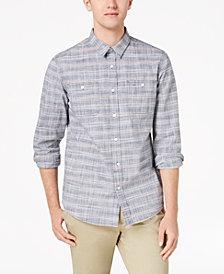 American Rag Men's Culkin Striped Shirt, Created for Macy's