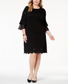 Alfani Plus Size Special Occasion Dresses: Shop Plus Size ...