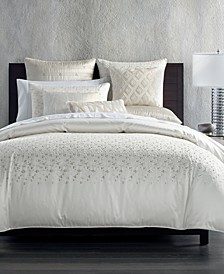 CLOSEOUT! Gilded Geo Bedding Collection, Created for Macy's