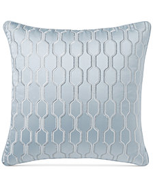 "Hotel Collection Marquesa 20"" x 20"" Decorative Pillow, Created for Macy's"