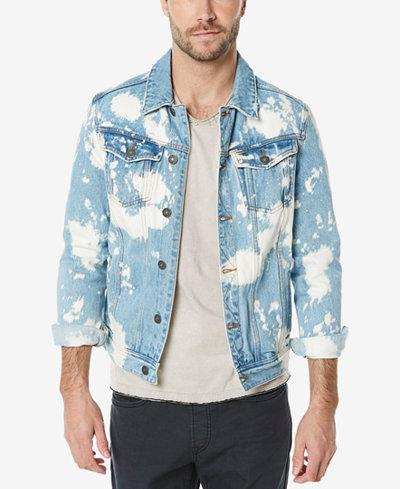 Buffalo David Bitton Men's Joe Denim Jacket