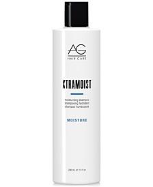 AG Hair Xtramoist Moisturizing Shampoo, 10-oz., from PUREBEAUTY Salon & Spa