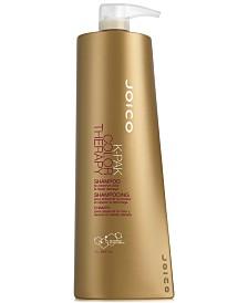Joico K-PAK Color Therapy Shampoo, 33.8-oz., from PUREBEAUTY Salon & Spa