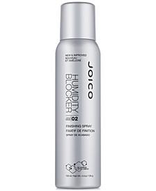 Humidity Blocker Finishing Spray, 4.5-oz., from PUREBEAUTY Salon & Spa