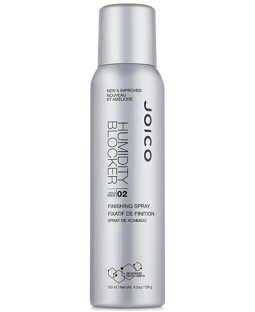 Joico Humidity Blocker Finishing Spray, 4.5-oz., from PUREBEAUTY Salon & Spa