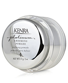 Kenra Professional Platinum Grooming Pomade 4, 2-oz., from PUREBEAUTY Salon & Spa