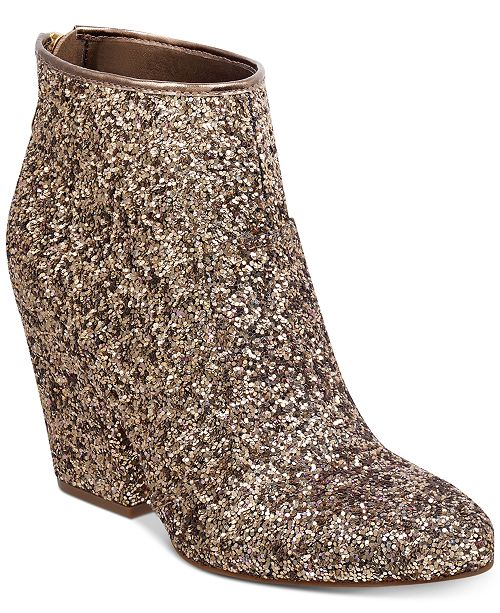 G by GUESS Nite Sparkle Booties