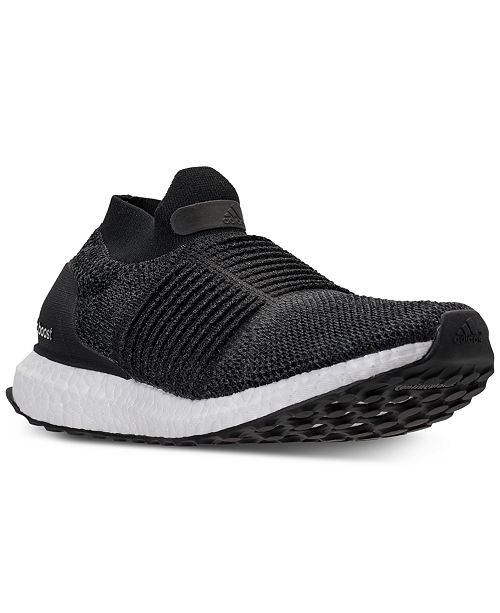 d0aba9c85 ... adidas Women s UltraBOOST Laceless Running Sneakers from Finish ...