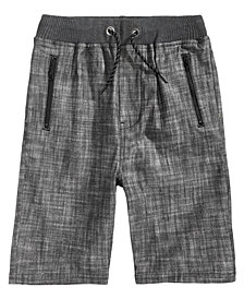 Univibe Martino Cotton Shorts, Big Boys