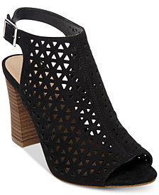 Madden Girl Beverrly Caged Dress Sandals