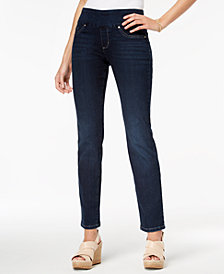 Lee Platinum Petite Pull-On Jeans