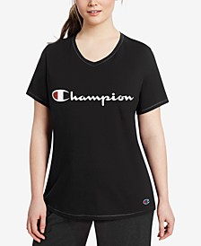 Plus Size Logo T-Shirt