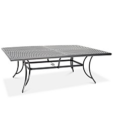"Vintage II 84"" x 60"" Outdoor Dining Table, Created for Macy's"