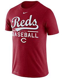 Nike Men's Cincinnati Reds Dry Practice T-Shirt