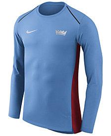 Nike Men's Sacramento Kings City Edition Shooting Shirt