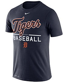 Nike Men's Detroit Tigers Dry Practice T-Shirt
