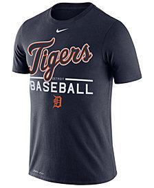 Nike Men's Detroit Tigers Dry Practice T-Shirt