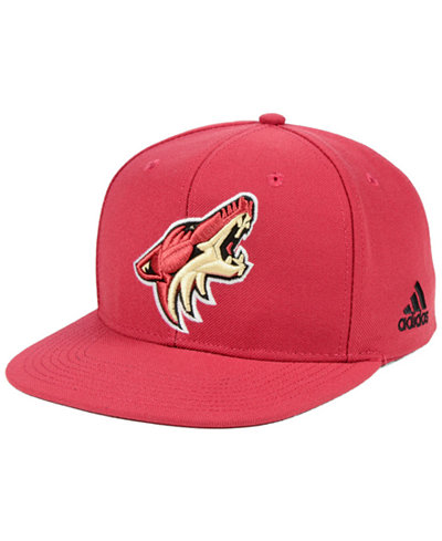 adidas Arizona Coyotes Core Snapback Cap