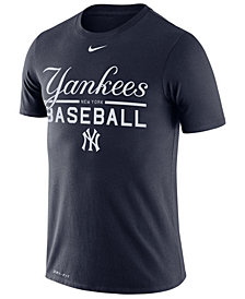 Nike Men's New York Yankees Dry Practice T-Shirt