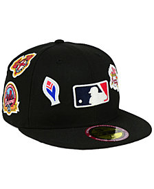 New Era Atlanta Braves Ultimate Patch Collection All Patches 59FIFTY Cap
