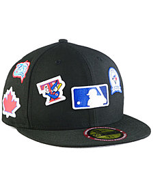 New Era Toronto Blue Jays Ultimate Patch Collection All Patches 59FIFTY Cap