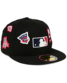New Era Cleveland Indians Ultimate Patch Collection All Patches 59FIFTY Cap