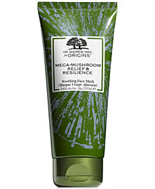 Origins Dr. Weil Mega-Mushroom Relief & Resilience Soothing Face Mask, 3.4 fl. oz.