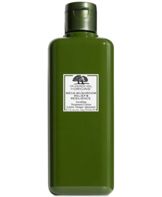 Dr. Andrew Weil For Origins Mega Mushroom Relief & Resilience Soothing Treatment Lotion, 6.7 fl. oz.