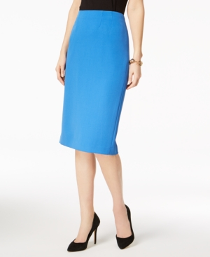 Kasper Pencil Skirt @...