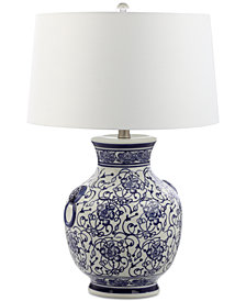 Decorator's Lighting Aranos Ceramic Table Lamp