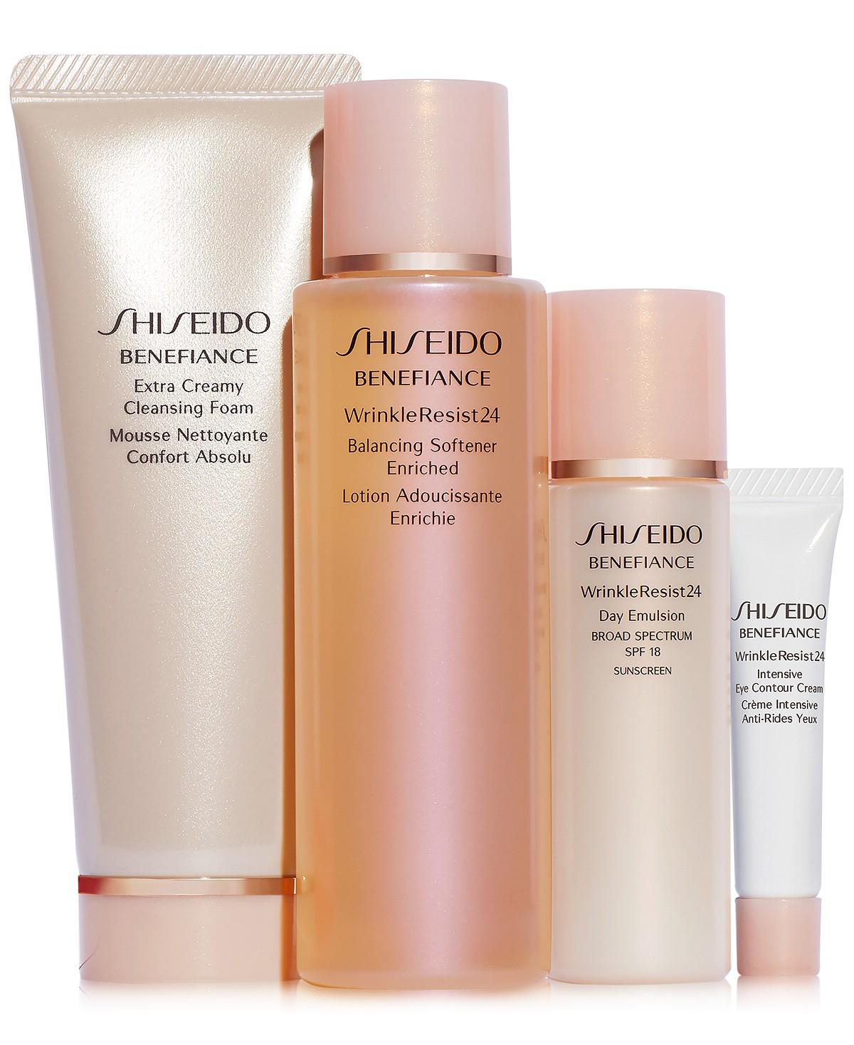 上新!适合轻熟龄肌肤Shiseido 奢华4件套!